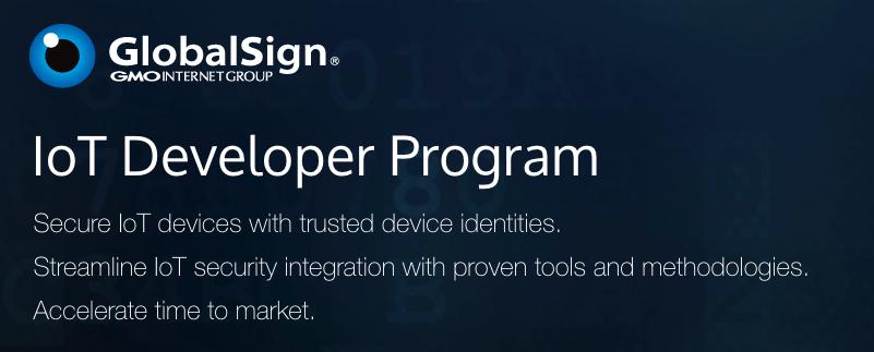 IoT Developer Program